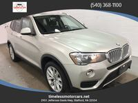 2017 BMW X3 for sale Stafford