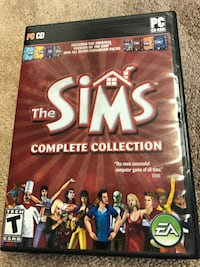 Sims complete collection Springfield, 22153