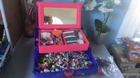 Jewelry Box w/ hundreds of beads and lots of string!! Port Chester, 10573