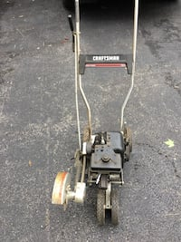 Gray and black trencher edger  Dunkirk, 20754