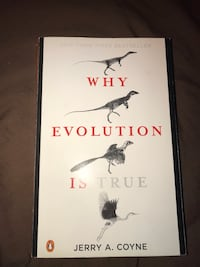 Why Evolution is True book Toronto, M5A 0M8