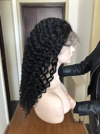 CURLY WIG  539 km