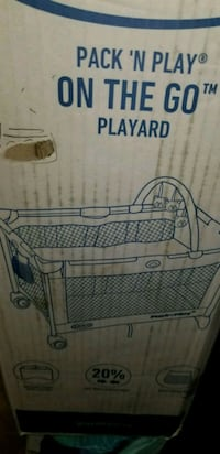 Graco Playpen 550 km