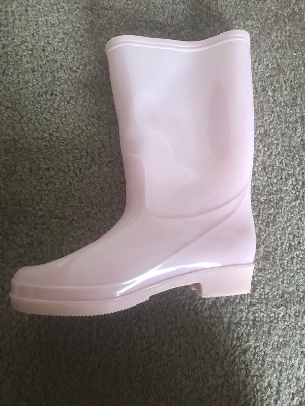 bee314cfd Used Pink Rain-boots for sale in Reading - letgo