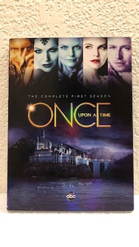 Once Upon A Time Season 1 Anchorage, 99517