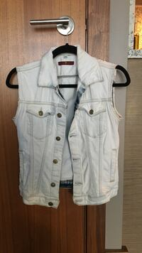 7 For All Mankind Denim Vest Vancouver, V6E