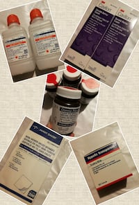 medical / first aid supplies