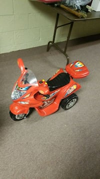 Red Electric Bike for kids Hagerstown, 21740