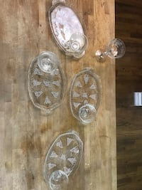 Grape motif platters with matching cups Mesa, 85201