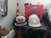 23 snapback and Yankees new era fitted hats  Columbus, 43205