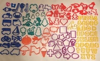 Huge lot of cookie cutters  Toronto, M9M 0A3
