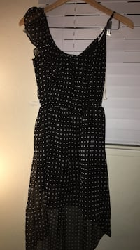 Black and white polka dot dress Union City, 94587