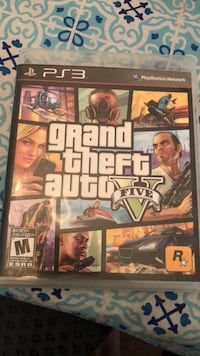 Grand Theft Auto 5 PS3  Burnaby, V5G 1X5