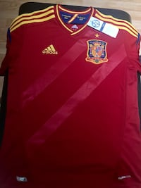 Spain World Cup Jersey Niagara Falls, L2H 2L2
