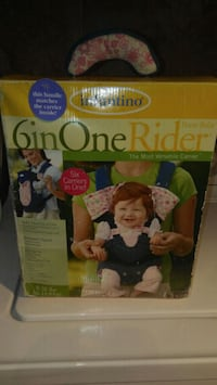 Infantino Carrier 6 in one Mississauga, L5N 2B6