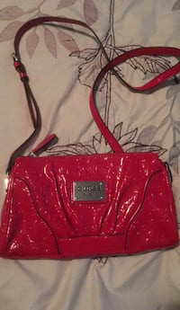 red leather 2-way bag Richmond Hill, L4S 1C9