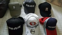 6 Cap collection Alexandria, 22304