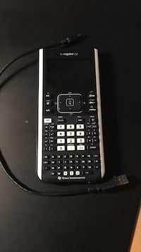 Texas Instruments TI-nspire CX calculator with charging cable Edina, 55435