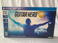 Guitar Hero Live PS4! Open Box! Oklahoma City, 73012