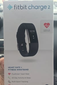 New Black Fitbit charge 2, never opened San Jose, 95125