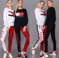 Tommy 2 pc set size large  2388 mi