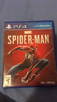 Marvel Spider-Man for PS4 Dartmouth, B2Y 2J2