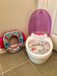 SUMMER Infant Step by Step Potty, Girl