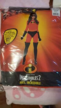 Mrs. Incredible Costume