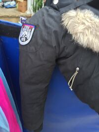 Large children's jacket