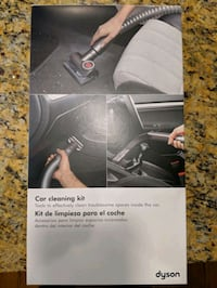 Dyson car cleaning kit - brand new in box. Ellicott City, 21042