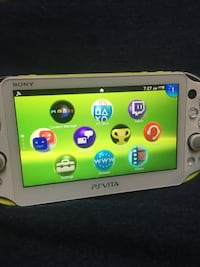 PlayStation Vita/PS Vita Lime Green 2000
