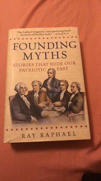 founding myths (book) Annandale, 22003