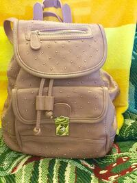 Back pack style handbag with beads decorating / New  very nice  Alexandria, 22311