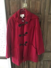 Appleseed's Red Lady's Coat (Hardly Used) South Bend, 46635