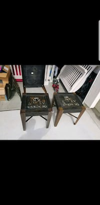 Two end tables, modern  San Diego, 92130