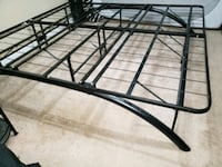 black metal folding bed frame Chesapeake, 23322