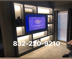 Tv mounting Home theater Media room