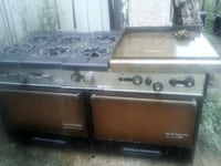 gray and black gas grill Pine Lake