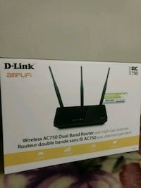 Dlink ac750 dual band router Toronto, M3M 2Y9