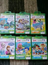 Leap tv games 273 mi