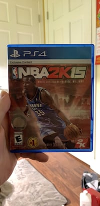 NBA 2k15 (PS4) Washington, 20016