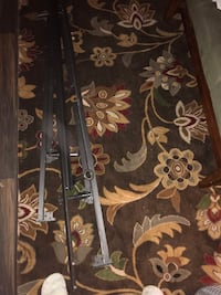 Adjustable King/ Queen Bed Frame - barely used Tampa, 33604