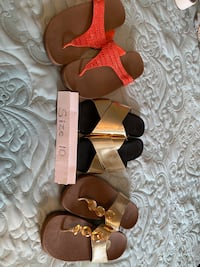 FitFlop size 10 (3pairs)