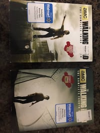 The Walking Dead DVDs & Soundtracks -  3rd & 4th Seasons Lakeland, 33812