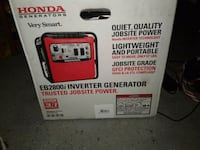 black and red Lincoln Electric welding machine box San Diego, 92107