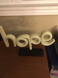 hope freestanding letter Vaughan, L4H 0X6