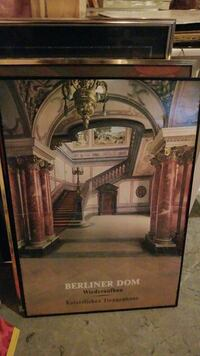 Picture and frame in good shape  Lexington, 40513