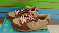 (307A) Girl's Sneakers D&G Size 7 YOUTH