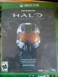 Halo Master Chief Collection Xbox One East Palo Alto, 94303