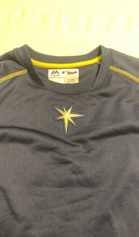 Tampa Bay Rays Pullover Tampa, 33609